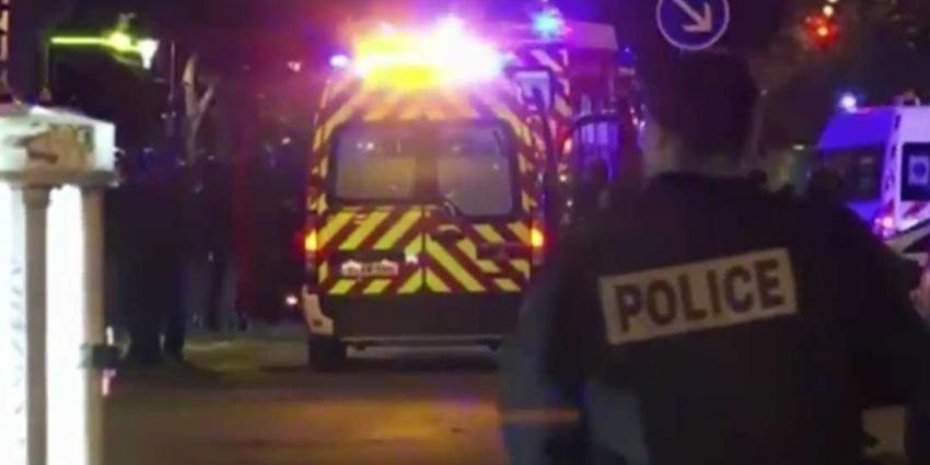 Gijzeling theater Bataclan Parijs voorbij, gijzelnemers doodgeschoten