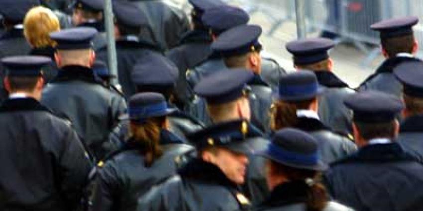 Foto van politie agenten | Archief EHF