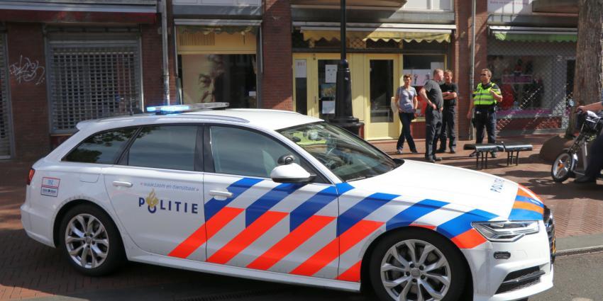 Snelle politie Audi A6