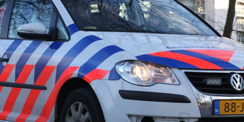 Foto van politieauto | Archief EHF