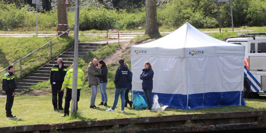 politie-duivendrecht-forensisch-tent