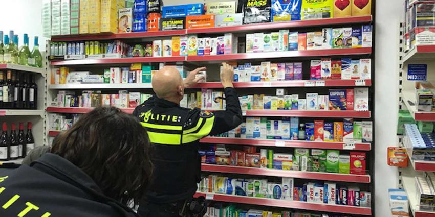 politie-medicijnen