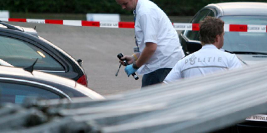 Foto van recherche politie | Archief EHF