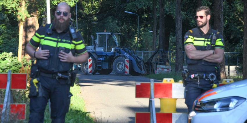 politie-rivm-blokkade