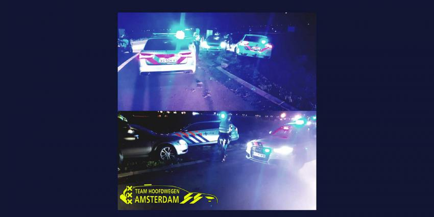politie-snelweg-donker