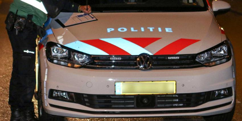 politieauto-agent