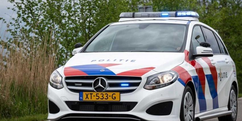 politieauto-mercedes-b