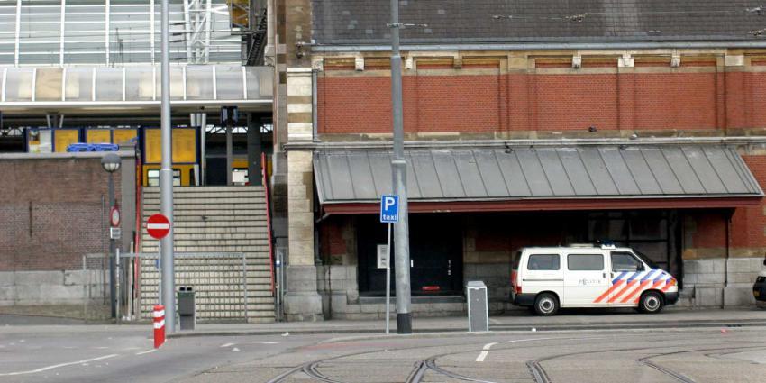 politiebusje-centraal-station