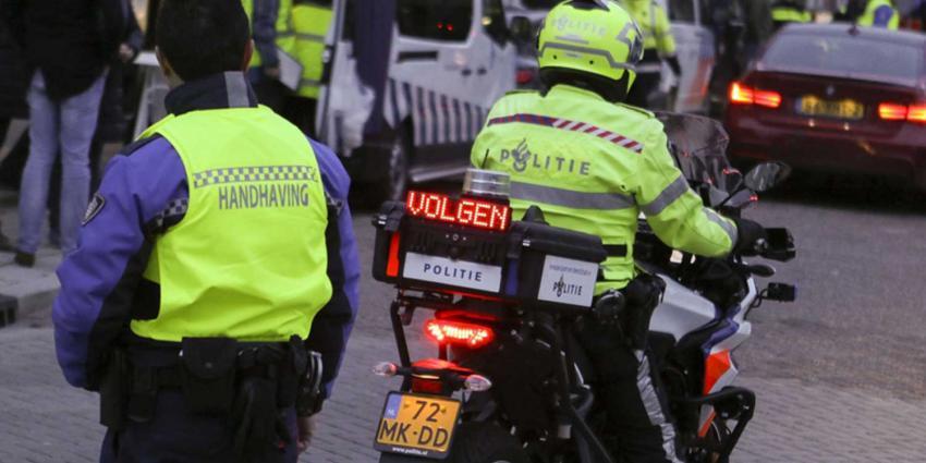 politiemotor-volgen
