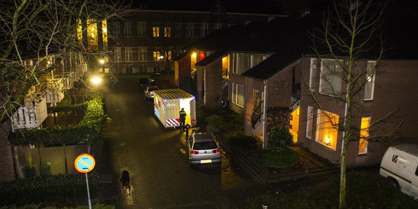 Politie wacht sectie op vrouw St. Michielsgestel af voor verder onderzoek woning