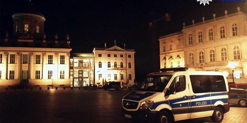 Ontruiming Kerstmarkt Duitsland vanwege gevonden explosieven