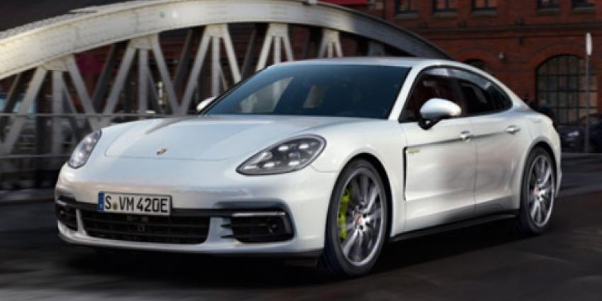 De nieuwe Porsche Panamera 4 E-Hybrid