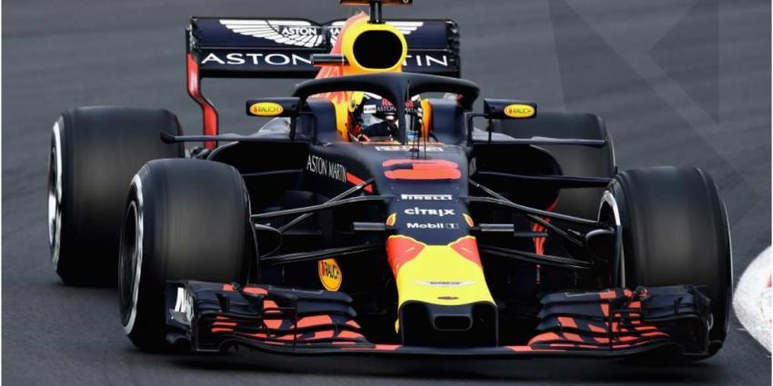 Nieuwe F1 Verstappen in oude kleuren