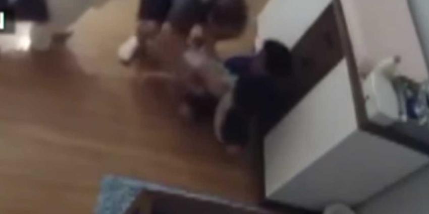 Jongen (9) redt van commode vallende baby door snelle reflex