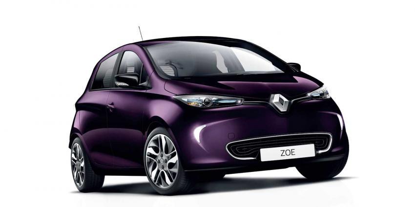 Nieuwe elektromotor voor Renault ZOE