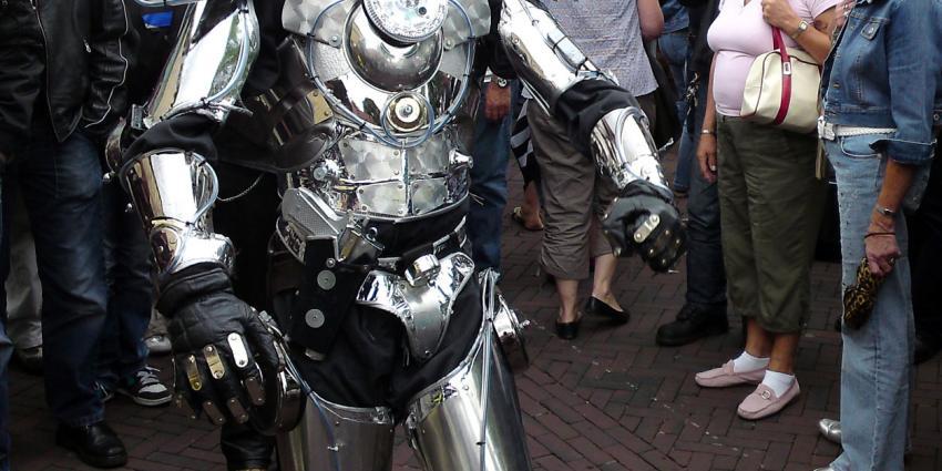 Meer mensen werkloos door snelle opkomst robots