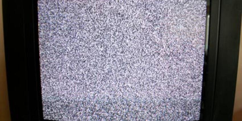 Foto van televisie | Archief EHF