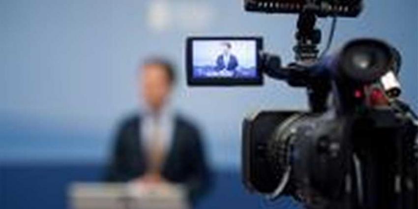 Foto van premier Rutte | Min. Alg. Zaken