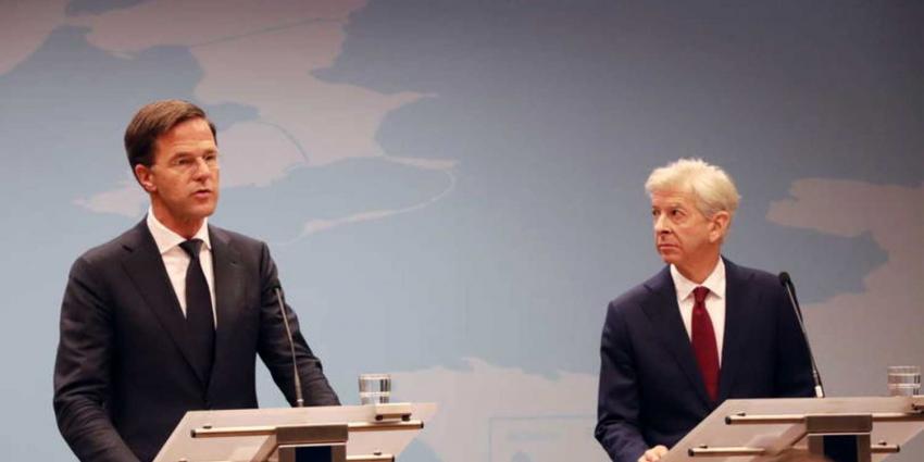 Rutte: 'We laten Sint Maarten niet in de steek'