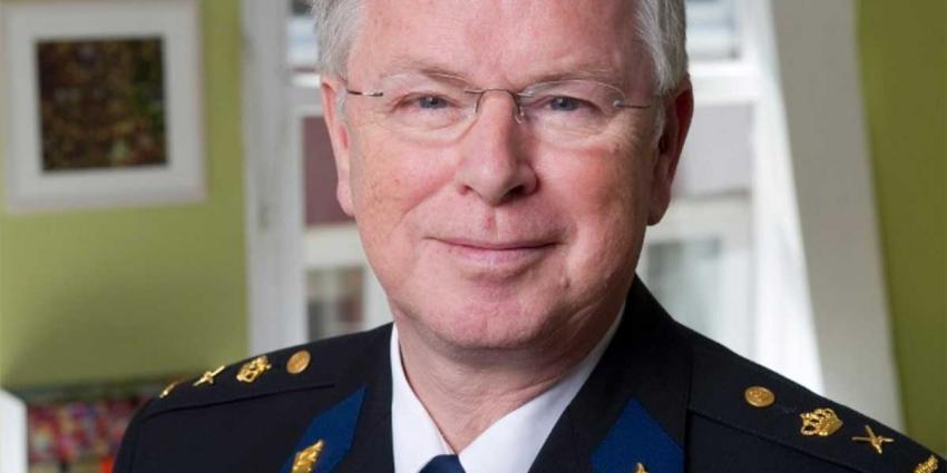 Ruud Bik stopt als plaatsvervangend korpschef