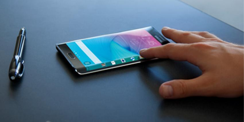 Gebogen Samsung Galaxy Note gaat 849,- euro kosten