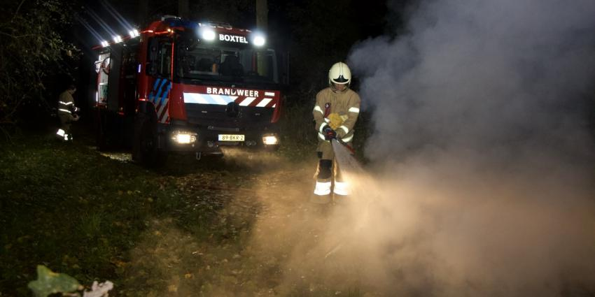 buitenbrand in Boxtel