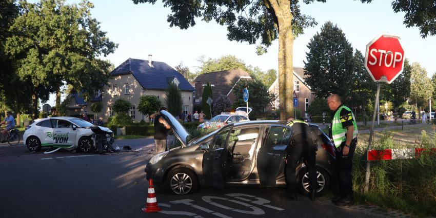 Politie onderzoekt ongeval