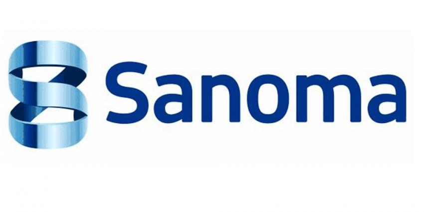 Foto van logo Sanoma   Sanoma