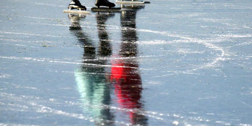 Weekend zomers, maar vergeet je schaatsen niet!!