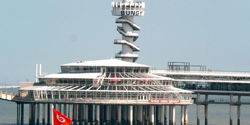 foto van pier Scheveningen   fbf