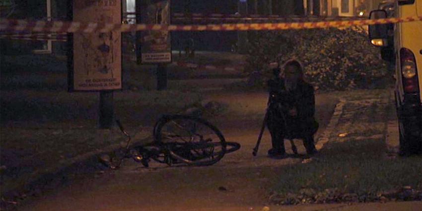 Foto voortvluchtige verdachte neerschieten student (21) Groningen getoond