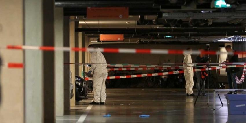 Dodelijke schietpartij parkeergarage Wilhelminaplein in Opsporing Verzocht