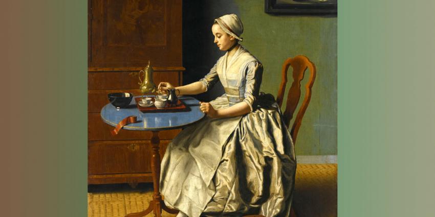 Rijksmuseum koopt meesterwerk uit de 18de eeuw voor 5,2 miljoen euro