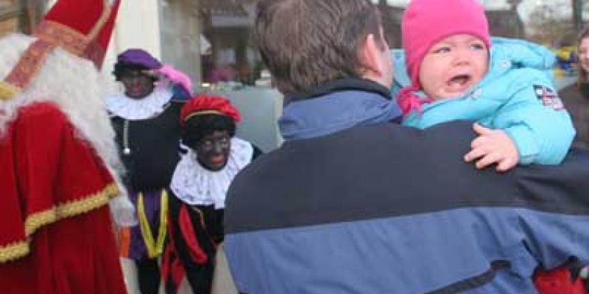 Foto van Sinterklaas en Zwarte Pieten | Archief EHF
