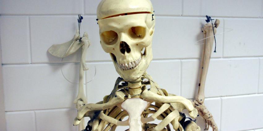Zoon ruimt zolder van vader op en stuit op skelet die 40 jaar geleden verdween