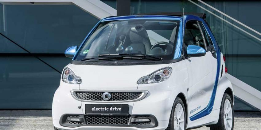 Foto van Smart Fortwo Electric | Smart
