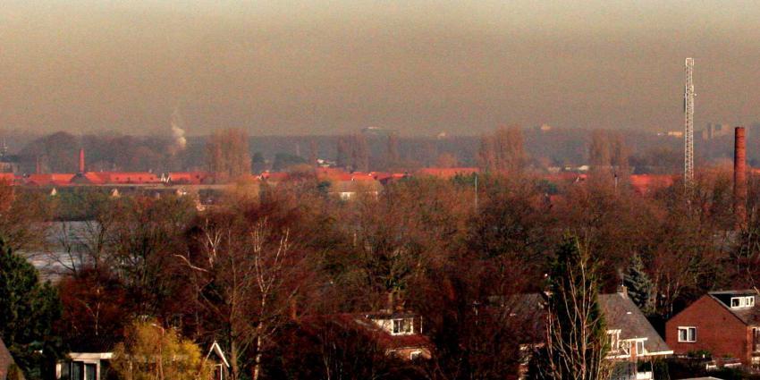 Smog-alarm voor Zuidoost-Limburg door ozon