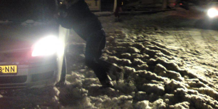 Sneeuw hindert terugkerende wintersporters