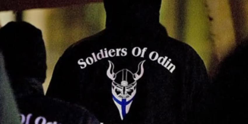Burgerwacht Soldiers of Odin actief in Nederland