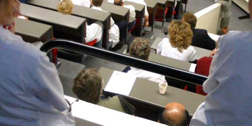 Ruim 10% meer universitaire bachelors aanmeldingen