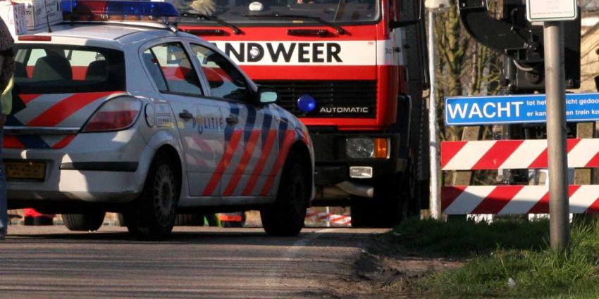 Dodelijk ongeval automobilist (41) uit Oss bij botsing met trein