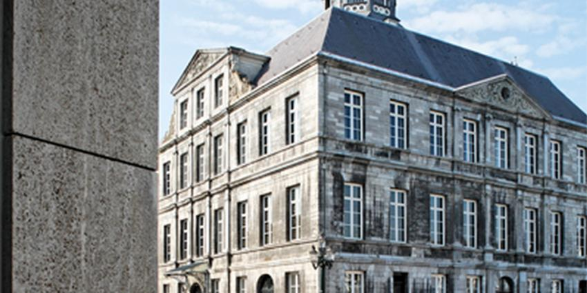 Houtworm verjaagt stadsbestuur uit stadhuis Maastricht