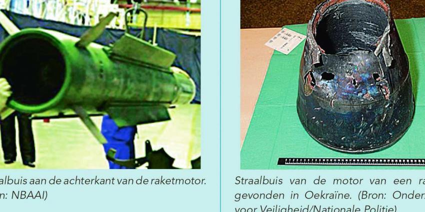 Onderzoeksraad: Delen Buk-raket al tijdens MH-17 onderzoek gevonden