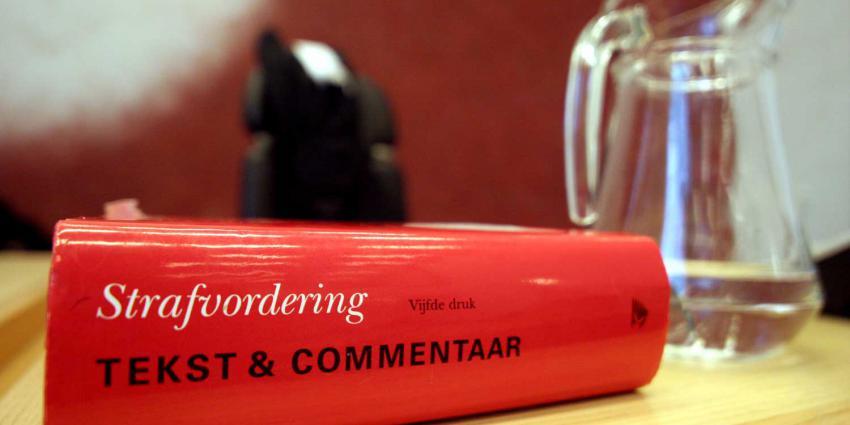 Nieuwe stap in modernisering Wetboek van Strafvordering
