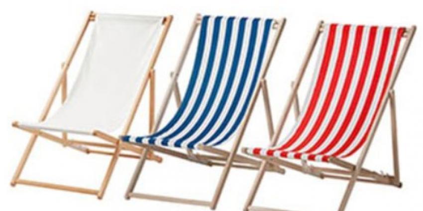 IKEA roept strandstoelen terug vanwege gevaar voor beknelling