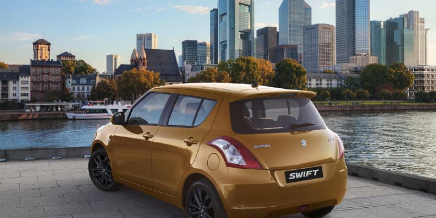 Suzuki Swift Bandit maakt comeback