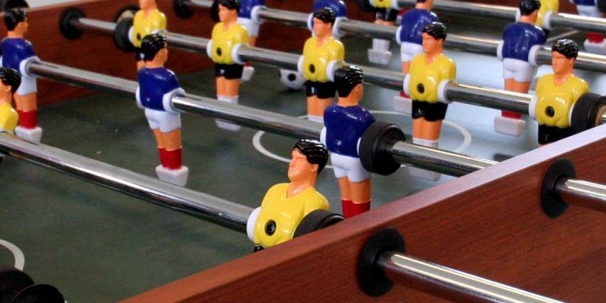 tafelvoetbalspel