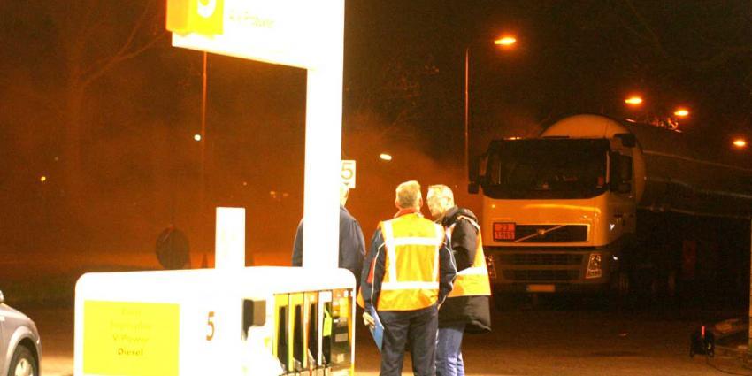 Hittewerende bekleding voor tankwagens bij LPG-tankstations