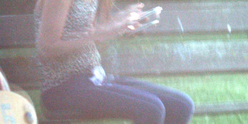 Meer dan driekwart seksueel getinte foto's en berichten verstuurd via Snapchat