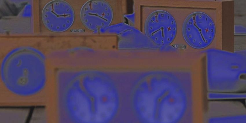 tijd-klokken